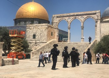 خارجية فلسطين تدين اقتحام موظفين بالبيت الأبيض باحات الأقصى