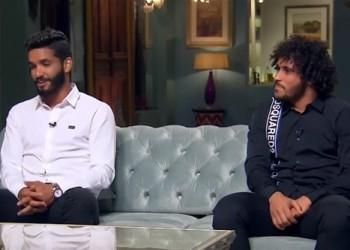 نجم الزمالك عن شقيقه لاعب الأهلي: لا مانع من كسر قدمه