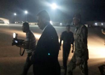 وزير الدفاع العراقي يزور قاعدة بلد بعد انفجار الحشد الشعبي