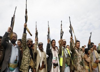 الحوثيون يعلنون إسقاط طائرة مسيرة أمريكية الصنع وسط اليمن