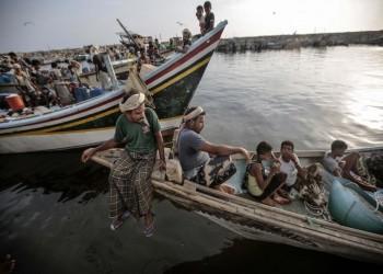 رايتس ووتش: بحرية التحالف قتلت 47 مدنيا يمنيا منذ 2018