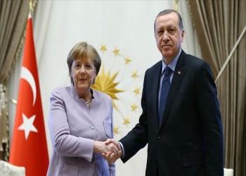 أردوغان وميركل يبحثان هاتفيا العلاقات الثنائية