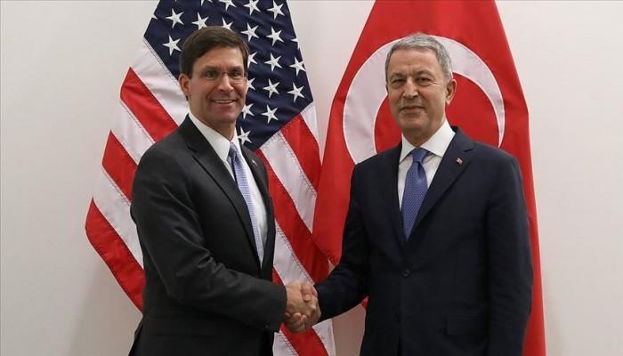 تركيا تعلن بدء العمل مع أمريكا لإنشاء المنطقة الآمنة بسوريا