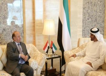 الإمارات تطالب هادي بمصاريف انتظار طائرته في مطار أبوظبي