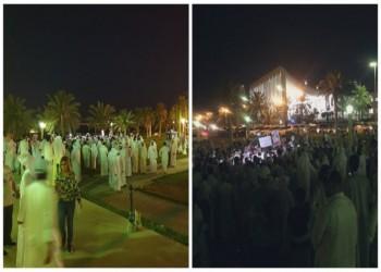 الكويت.. معتقلو البدون يضربون عن الطعام