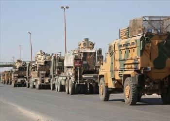 تركيا.. إرسال تعزيزات عسكرية تركية إلى نقاط المراقبة في إدلب