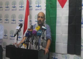 نبيل شعث يثير قضية نجله المعتقل في مصر