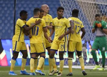 النصر يقص شريط الدوري السعودي وأهلي جدة يسقط بفخ التعادل