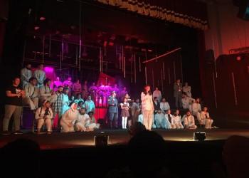 عرض مسرحي بمصر عن الهولوكست يثير جدلا