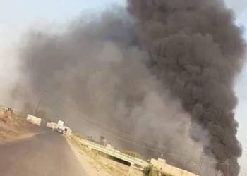 نيويورك تايمز: طائرات إسرائيلية استهدفت مواقع في العراق