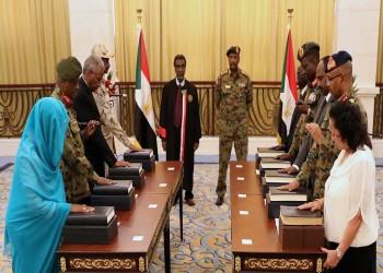 أمير قطر يهنئ البرهان برئاسة مجلس السيادة السوداني