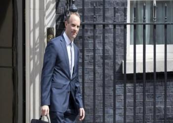 وزير الخارجية البريطاني: ممتنون لدعم البحرين أمن المنطقة