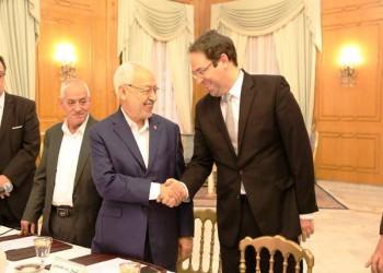 تونس.. الغنوشي يشكك في فوز الشاهد بالرئاسيات