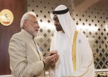 رئيس وزراء الهند: العلاقات مع الإمارات بأفضل حالاتها