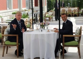 الرئاسة الفرنسية: ترامب لا يريد حربا مع إيران بل اتفاق