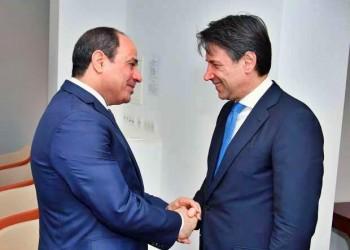 ريجيني على طاولة مباحثات السيسي ورئيس وزراء إيطاليا