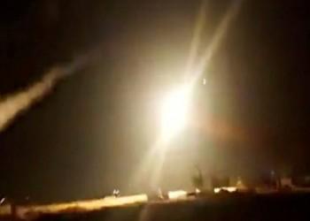 سوريا: أسقطنا صواريخ معادية.. وإسرائيل تتحدث عن هجوم إيراني