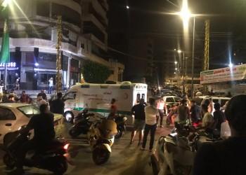 سقوط طائرتين مسيرتين إسرائيليتين ببيروت.. وانفجارهما يهز العاصمة