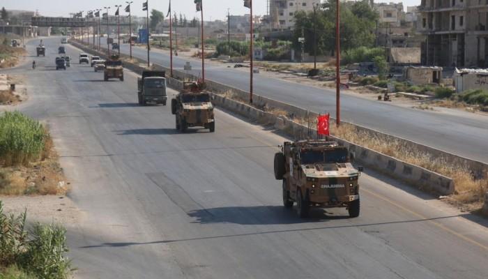بدء تنفيذ المرحلة الأولى للمنطقة الآمنة شمال شرقي سوريا