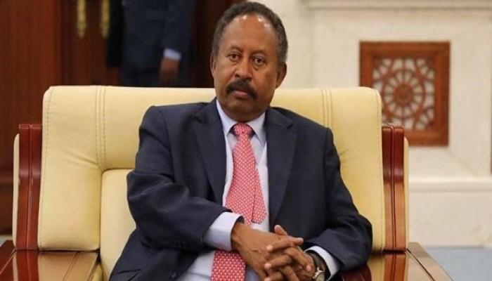 حمدوك: السودان يحتاج 8 مليارات دولار لإعادة بناء الاقتصاد