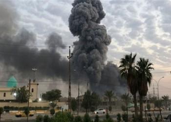 إيران تنفي إصابة أهداف للحرس الثوري بقصف إسرائيلي على سوريا