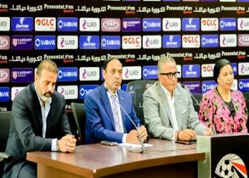إلغاء الهبوط بالدوري المصري الممتاز عن الموسم الماضي