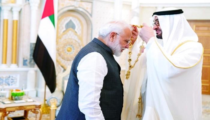 أول رد باكستاني على تكريم الإمارات رئيس وزراء الهند