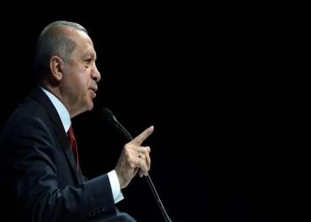 أردوغان: نواجه قوى لها مخططات في شرق المتوسط