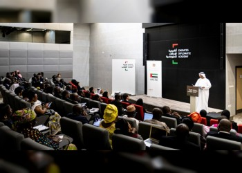 60 دبلوماسيا أفريقيا يلتحقون ببرامج تدريبية في أكاديمية الإمارات