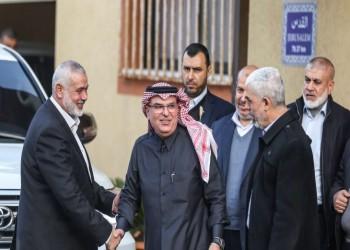 العمادي: أموال الدوحة واتصالاتها بإسرائيل تجنب غزة حربا جديدة