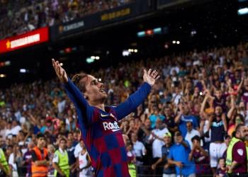 برشلونة ينفجر في وجه بيتيس بخماسية محققاً فوزه الأول بالليغا