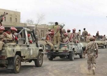 الحكومة اليمنية تسيطر على أكبر قاعدة لقوات الانتقالي الجنوبي بعزان