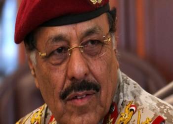 الحكومة اليمنية تنفي صلة الأحمر بأية تنظيمات متطرفة