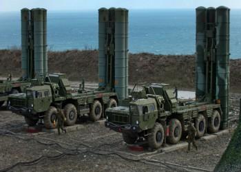 تركيا تتسلم بطارية ثانية من منظومة إس-400