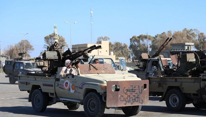 الوفاق الليبية تعلن صد هجوم لقوات حفتر على غريان