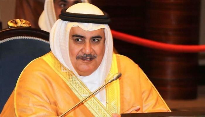 وزير خارجية البحرين: ضرب إيران وأذرعها دفاع عن النفس