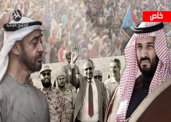 خاص.. القصة الحقيقية لانقلاب بن زايد على بن سلمان في عدن