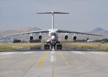 بدء وصول الدفعة الثانية لمنظومة إس-400 الروسية إلى أنقرة