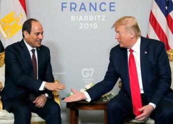 و.س.جورنال: ترامب يحتضن السيسي مجددا ويتجاهل حقوق الإنسان في مصر