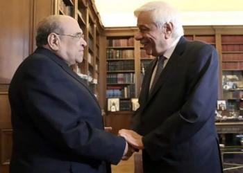 رئيس اليونان يدعو مصر للمشاركة في برنامج عالمي