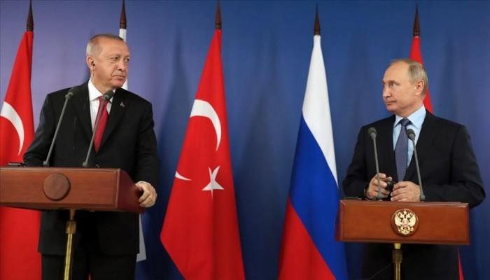 أردوغان: لن نصمت على القتل بإدلب.. وبوتين: سنقضي على الإرهابيين
