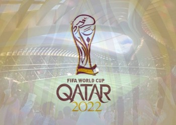 لوغو المونديال سلاح قطر لإسكات معارضي كأس العالم 2022