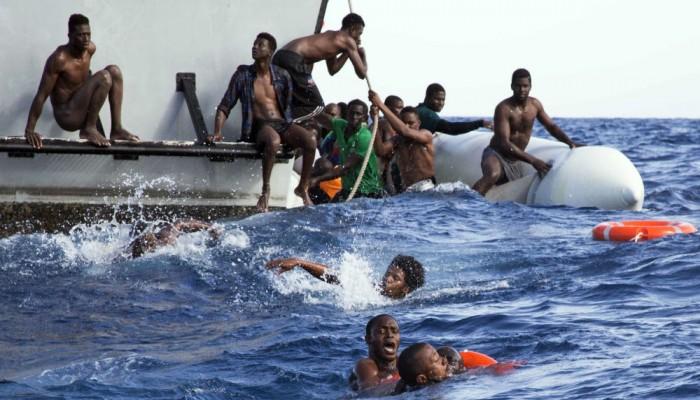 مقتل 40 مهاجرا سودانيا قبالة سواحل ليبيا