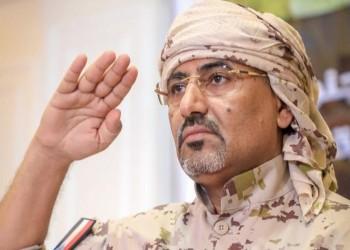 رئيس الانتقالي الجنوبي يعترف بالهزيمة في شبوة اليمنية