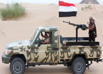 قوات الحكومة اليمنية ترسل تعزيزات عسكرية إلى عدن