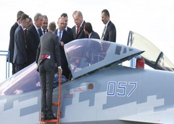أردوغان يلمح لشراء سو-57 الروسية ويلقي بالكرة في ملعب واشنطن