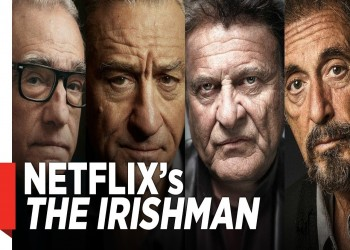 """نتفليكس ستعرض فيلم """"الأيرلندي"""" المنتظر في السينما أولا حصريا"""