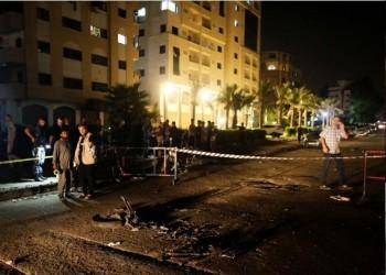 قيادي بحماس: القبض على 10 أشخاص يقفون وراء تفجيري غزة