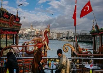 ارتفاع عدد الزوار الأجانب لتركيا16.7 % في يوليو