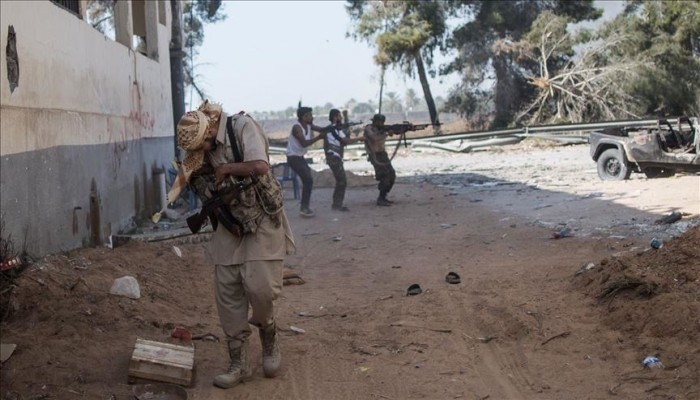 الوفاق الليبية: الأوضاع في غريان تحت السيطرة وهجوم حفتر فشل